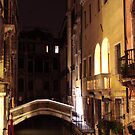 Small bystreet in Venice by Sergey Martyushev