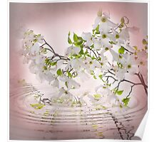 Sweet Apple Blossoms Poster