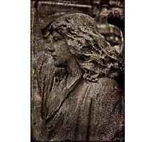 The Stone Angel Photographic Print