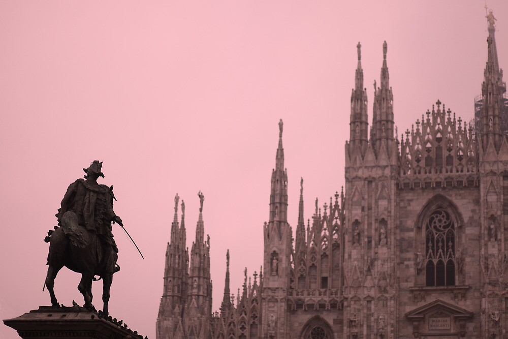 Duomo in Milano by Sergey Martyushev