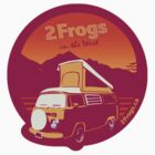2 Frogs English MAGENTA by 2Frogs