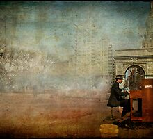 Washington Square Melody by Sonia de Macedo-Stewart