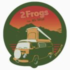 2 Frogs English GREEN by 2Frogs