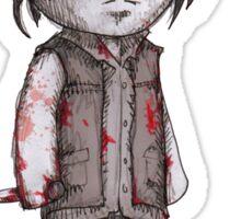 Double D Zombie Hunter Sticker