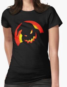 Mr. Oogie Boogie Womens Fitted T-Shirt