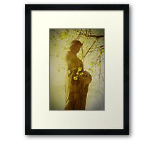 All but Death, can be Adjusted Framed Print