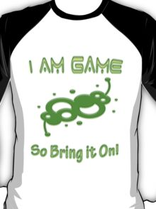 Gamer Slogan T-Shirt