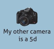 My other camera is a 5d by ekphoto
