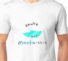 Cute Lil Manta Ray Unisex T-Shirt