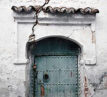 Cracked Doorway by Beth Jennings