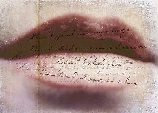 Read My Lips by Sybille Sterk