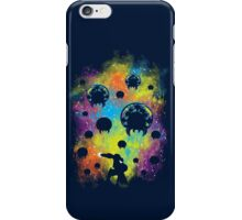 Galactic Warrior iPhone Case/Skin