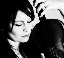 Beauty and Music by XeniaSeurat