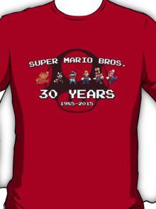 Super Mario Bros. 30th Anniversary T-Shirt