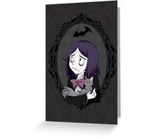 vampire vincent Greeting Card