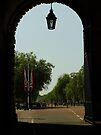 The Mall ahead of the Royal Wedding by Themis