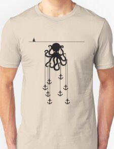 Octopus summer at sea T-Shirt