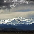 Mountain Storm by John  Sperry