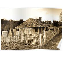 Beyers Cottage Poster