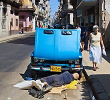 Havana Auto Repair by Yukondick