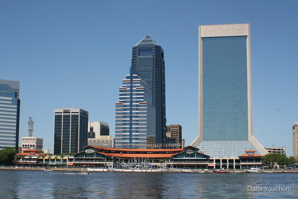Jacksonville Landing by Dana Yoachum