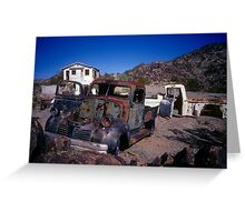 Classic American Desert Crop Greeting Card