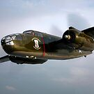 B-25 Mitchell by StocktrekImages
