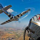 The Horsemen Aerobatic Flight Team by StocktrekImages