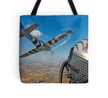 The Horsemen Aerobatic Flight Team Tote Bag