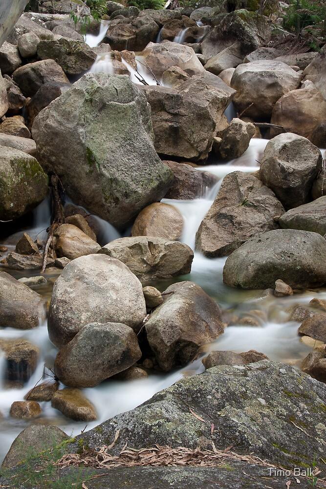 Eurobin Falls - Mount Buffalo National Park by Timo Balk