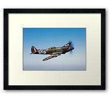 Supermarine Spitfire Mk-18 Framed Print