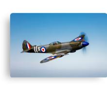 Supermarine Spitfire Mk-18 Canvas Print