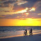 Sunset Ride by Jaee Pathak