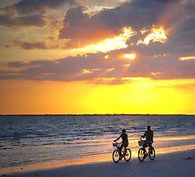 Sunset Ride by jaeepathak