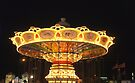 Old Town Carousel by Laurie Perry