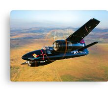 Grumman F7F Tigercat Canvas Print