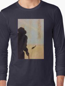 ...And the gunslinger followed Long Sleeve T-Shirt