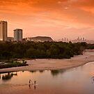 Currumbin Palm Beach by flexigav