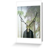 Creatures of the Forest Greeting Card