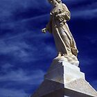 The Angel of Virginia City by BodieBailey
