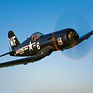 F4U-5 Corsair by StocktrekImages