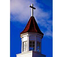 A Matter of Faith Photographic Print