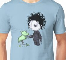 Edward Plushiehands 2.0 Unisex T-Shirt