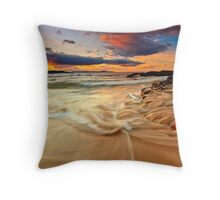 Southarm sunrise  Throw Pillow