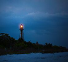 Lighthouse at Sanibel by jaeepathak
