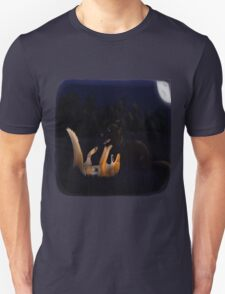 Midnight Tumble - The Fox and The Hound T-Shirt