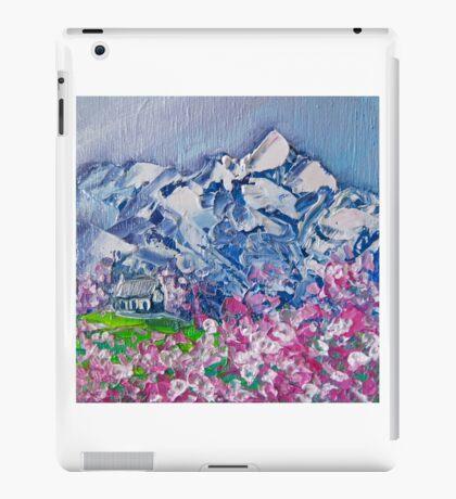 Mountain Blossoms iPad Case/Skin