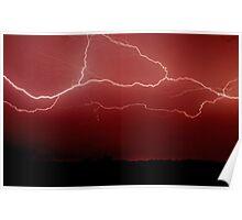 Savannahs storm Poster