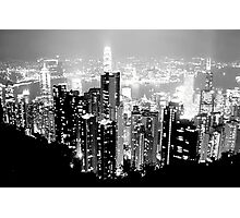 Hong Kong, China Photographic Print
