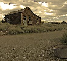 Bodie California 2 by Nick Boren